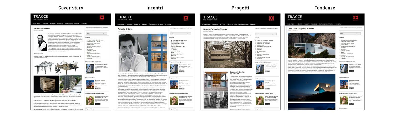 Tracce - progetto editoriale