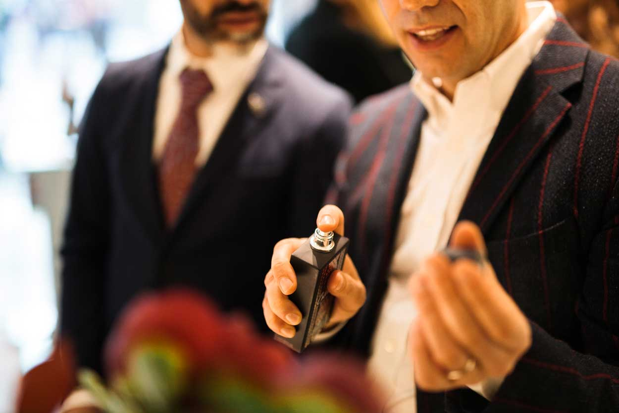 Allegro parfum Strategy and event