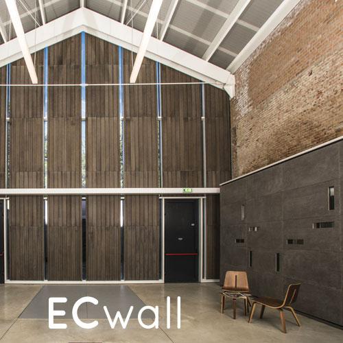 Ec Wall Evento durante il salone del mobile