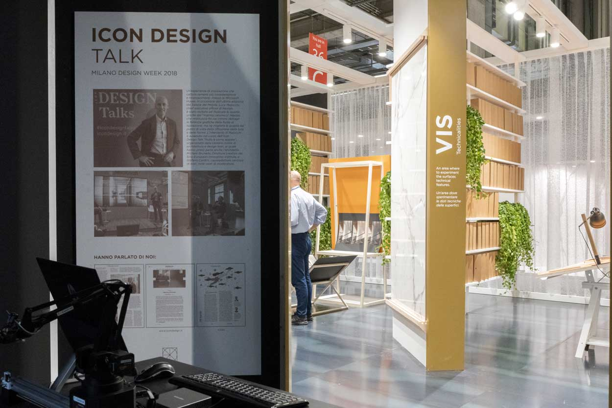 Nexion design talks